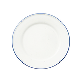 PORCELAIN SPOTTED SIDE PLATE