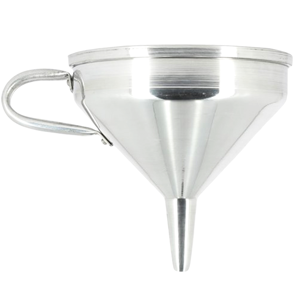 STEEL KITCHEN FUNNEL 15cm