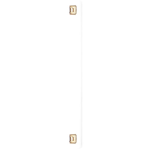 LED OPAL TUBE PEG BULB 11W 1000mm - BULBS - DYKE & DEAN  - Homewares | Lighting | Modern Home Furnishings