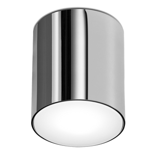 CHROME FIXED CYLINDER LIGHT IP54