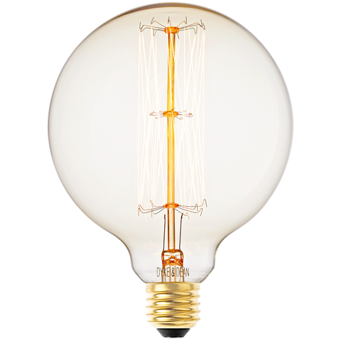 MEGA EDISON FILAMENT BULB 60W - BULBS - DYKE & DEAN  - Homewares | Lighting | Modern Home Furnishings