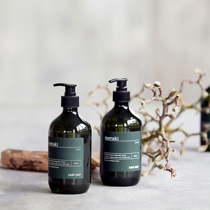 MERAKI HAIR & BODY WASH HARVEST MOON - BATHROOM - DYKE & DEAN  - Homewares | Lighting | Modern Home Furnishings