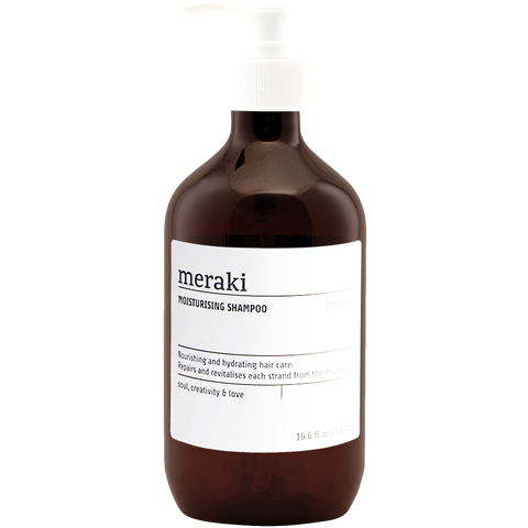 MERAKI MOISTURISING SHAMPOO - BATHROOM - DYKE & DEAN  - Homewares | Lighting | Modern Home Furnishings