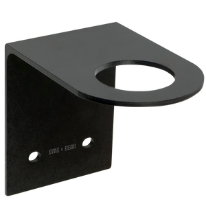 D&D SOAP PUMP WALL BRACKET BLACK - BATHROOM - DYKE & DEAN  - Homewares | Lighting | Modern Home Furnishings