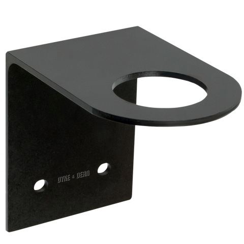 D&D SOAP PUMP WALL BRACKET BLACK
