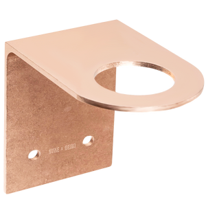 D&D SOAP PUMP WALL BRACKET COPPER