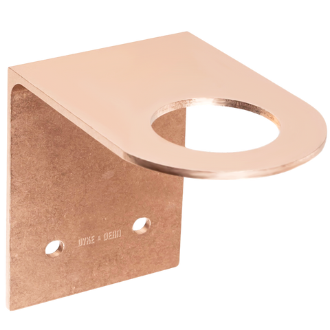 D&D SOAP PUMP WALL BRACKET COPPER - BATHROOM - DYKE & DEAN  - Homewares | Lighting | Modern Home Furnishings