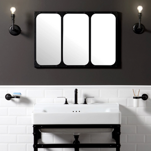 INDUSTRIALIS CERAMIC WALL & COUNTER SINK LARGE