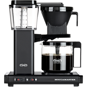 MOCCA MASTER COFFEE BREWER MATT BLACK