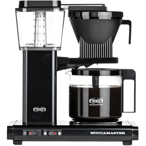 MOCCA MASTER COFFEE BREWER BLACK