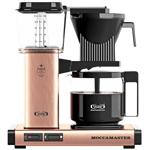 MOCCA MASTER COFFEE BREWER COPPER