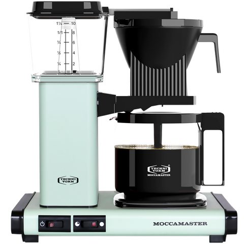 MOCCA MASTER COFFEE BREWER PASTEL GREEN