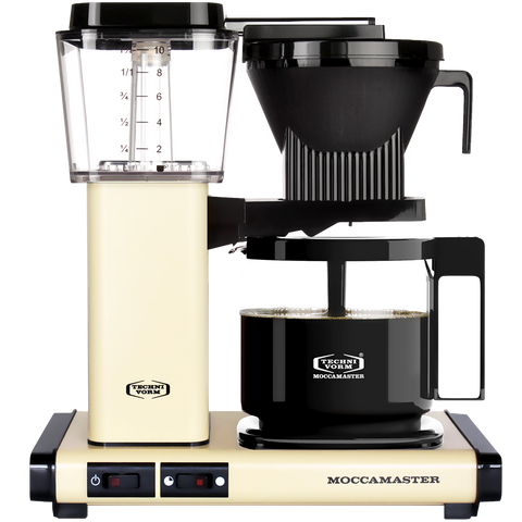 MOCCA MASTER COFFEE BREWER PASTEL YELLOW