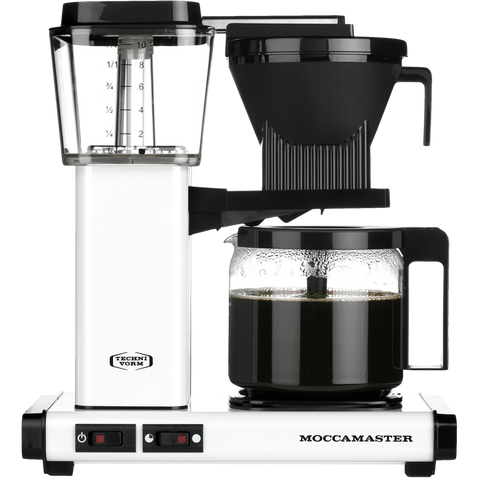 MOCCA MASTER COFFEE BREWER WHITE