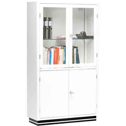 MULLER CLASSIC DOUBLE CABINET WHITE