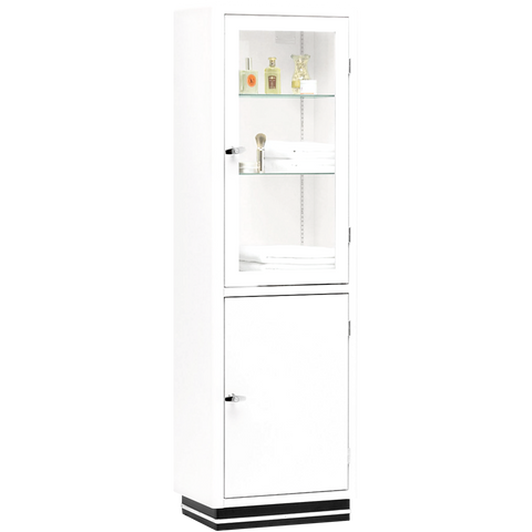 MULLER CLASSIC SINGLE CABINET WHITE