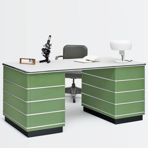 MULLER CHRYSLER DESK - DESKS - DYKE & DEAN  - Homewares | Lighting | Modern Home Furnishings