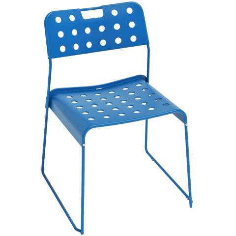 OMKSTAK. 1965 CHAIR BLUE
