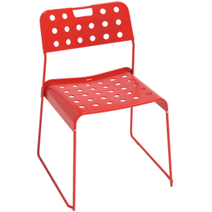 OMKSTAK. 1965 CHAIR TRAFFIC RED