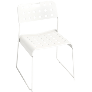 OMKSTAK. 1965 CHAIR WHITE