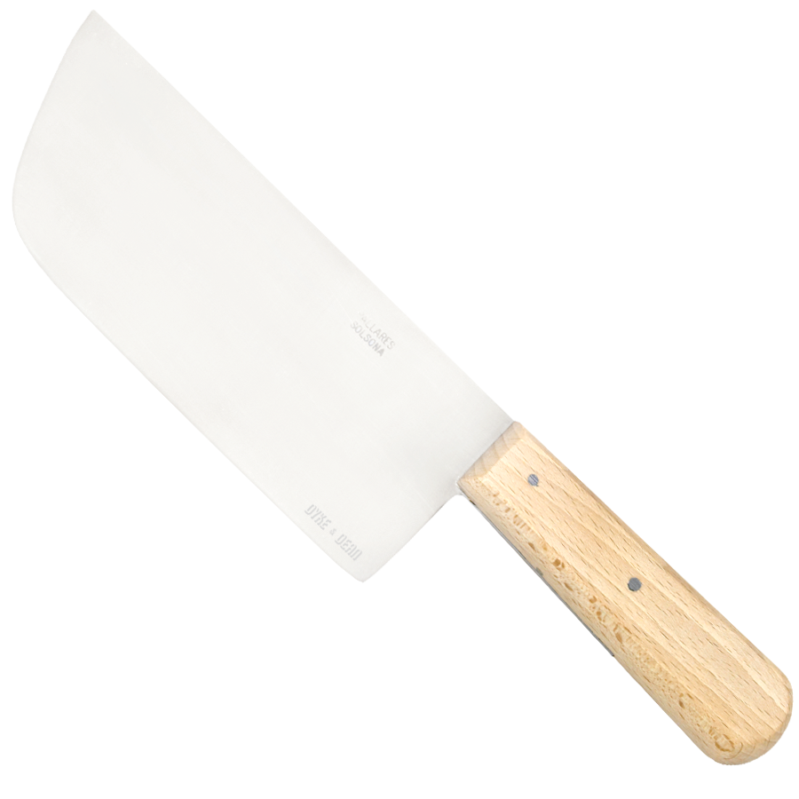 PALLARES BOXWOOD CLEAVER 19cm - KITCHENWARE - DYKE & DEAN  - Homewares | Lighting | Modern Home Furnishings