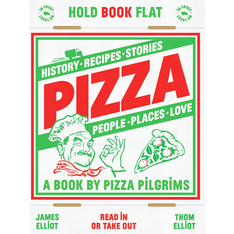 PIZZA PILGRIMS BOOK - BOOKS - DYKE & DEAN  - Homewares | Lighting | Modern Home Furnishings