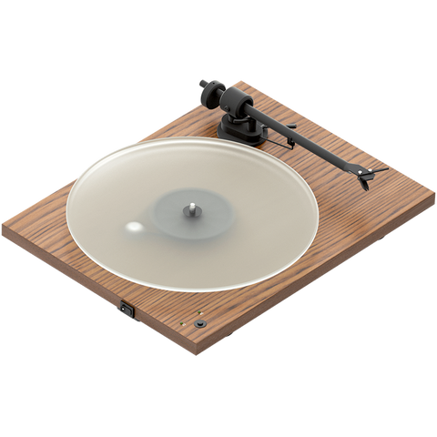 PRO-JECT T1 PHONO SB TURNTABLE WALNUT - HOMEWARE - DYKE & DEAN  - Homewares | Lighting | Modern Home Furnishings