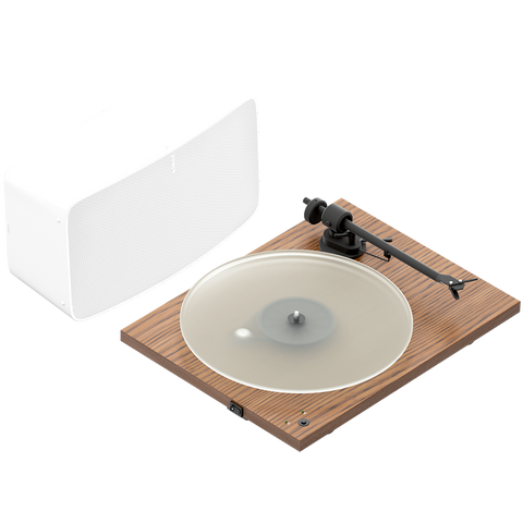 SONOS VINYL SET WHITE WALNUT - HOMEWARE - DYKE & DEAN  - Homewares | Lighting | Modern Home Furnishings