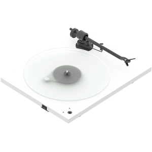PRO-JECT T1 PHONO SB TURNTABLE WHITE