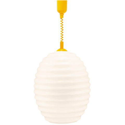 HIVE OPALINE RETRACTABLE CORD LIGHT