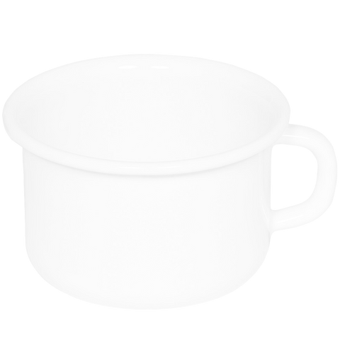 RIESS WHITE COFFEE CUP - KITCHENWARE - DYKE & DEAN  - Homewares | Lighting | Modern Home Furnishings