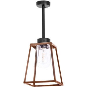 OUTDOOR CEILING LANTERN