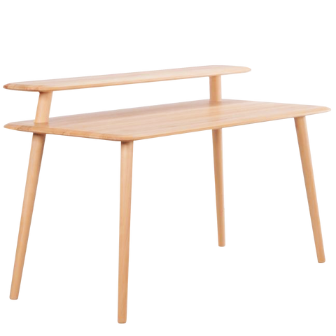 SAV&ØKSE OLGER DESK OAK - DESKS - DYKE & DEAN  - Homewares | Lighting | Modern Home Furnishings