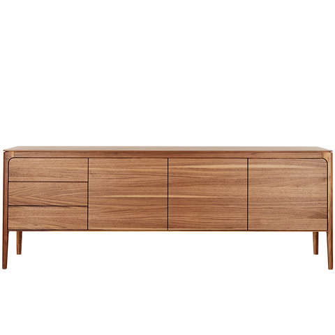 SAV&ØKSE RIKKE SIDEBOARD WALNUT - FURNITURE - DYKE & DEAN  - Homewares | Lighting | Modern Home Furnishings
