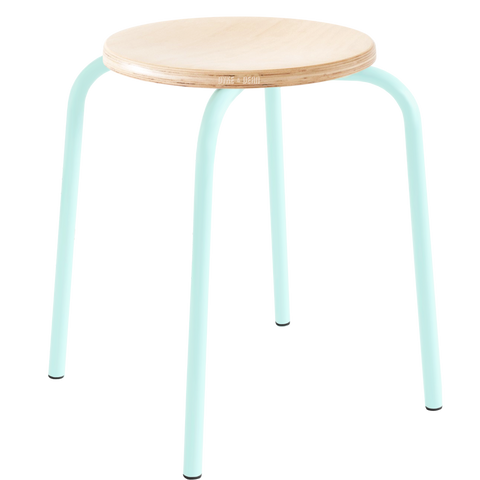 TUBULAR D&D LOW STOOL