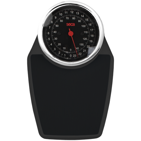 SECA 760 BLACK BATHROOM SCALES