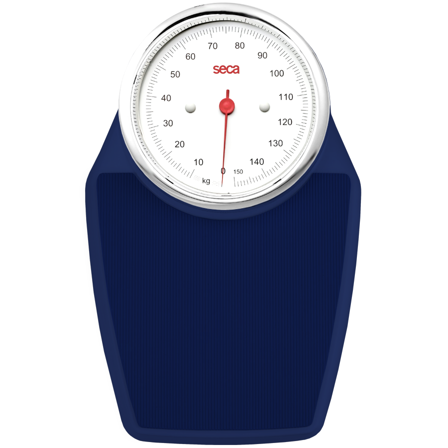 SECA 760 BLUE BATHROOM SCALES