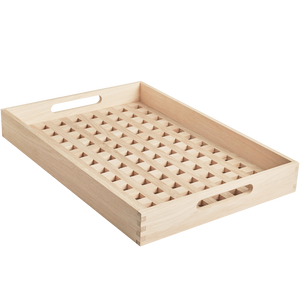 SERVING TRAY OAK