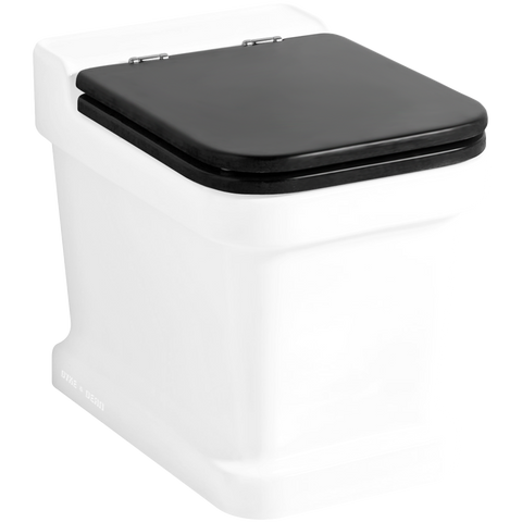 INDUSTRIALIS CERAMIC TOILET