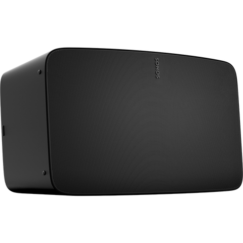 SONOS FIVE BLACK - HOMEWARE - DYKE & DEAN  - Homewares | Lighting | Modern Home Furnishings