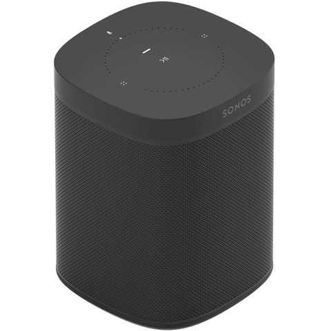 SONOS ONE BLACK - HOMEWARE - DYKE & DEAN  - Homewares | Lighting | Modern Home Furnishings