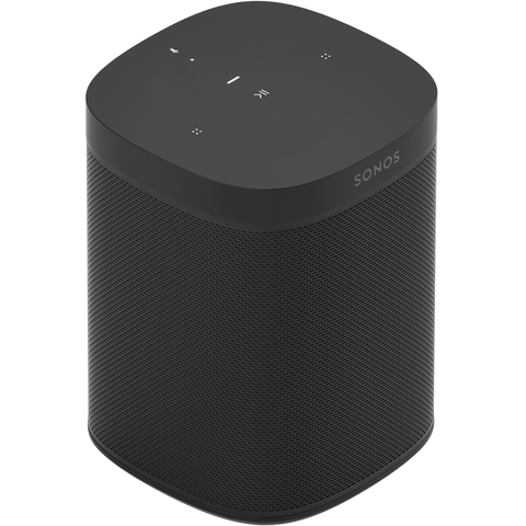 SONOS ONE SL BLACK - HOMEWARE - DYKE & DEAN  - Homewares | Lighting | Modern Home Furnishings