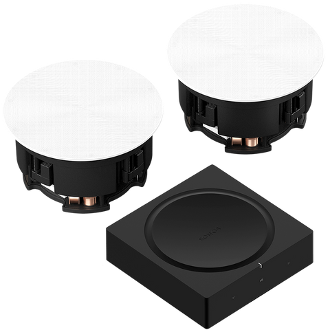SONOS IN-CEILING SPEAKER SET - HOMEWARE - DYKE & DEAN  - Homewares | Lighting | Modern Home Furnishings