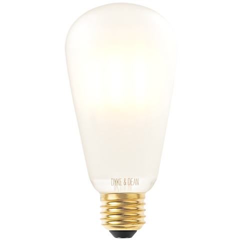 DYKE & DEAN LED OPAL SQUIRREL E27 BULB - BULBS - DYKE & DEAN  - Homewares | Lighting | Modern Home Furnishings