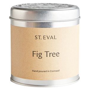 IVORY FIG TREE TIN CANDLE