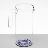 SPECKLED PITCHER BLUE