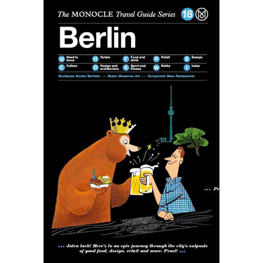 THE MONOCLE TRAVEL GUIDE BERLIN
