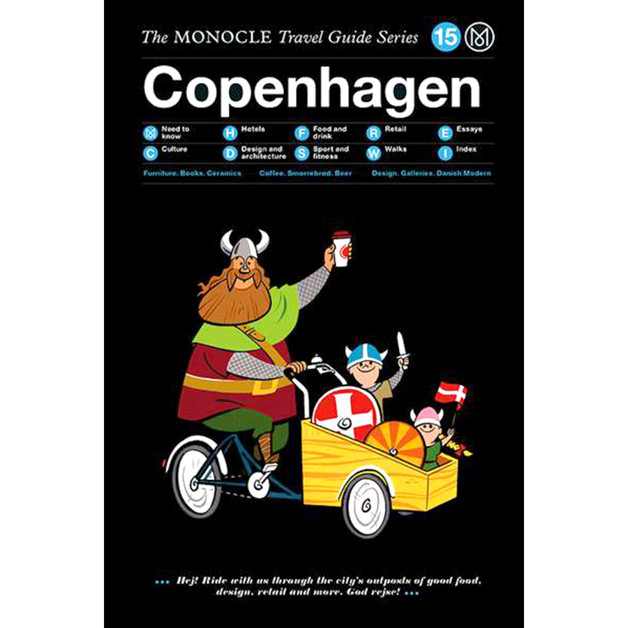 THE MONOCLE TRAVEL GUIDE COPENHAGEN