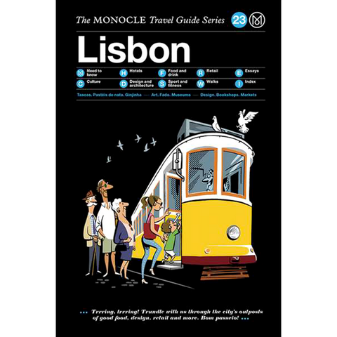 THE MONOCLE TRAVEL GUIDE LISBON