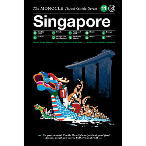 THE MONOCLE TRAVEL SINGAPORE